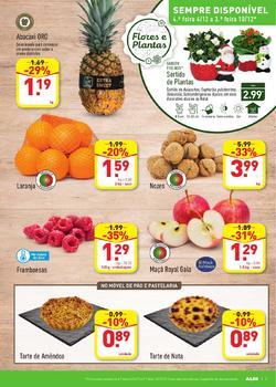 Folheto Aldi Oportunidades de 4 a 10 Dezembro pág. 3