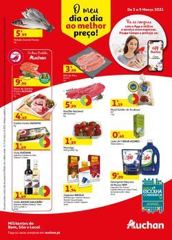 Auchan de 3 a 9 Março