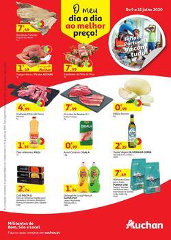 Auchan de 9 a 15 Julho