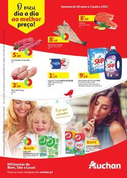 Auchan de 28 Maio a 3 Junho