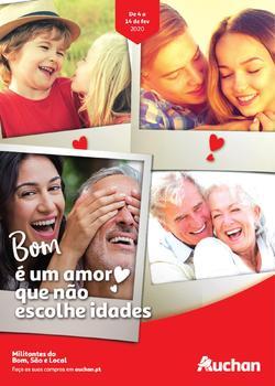 Bom é um amor que não escolhe idades de 4 a 14 Fevereiro pág. 1