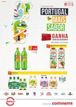 Portugal tem mais sabor de 11 a 23 Maio