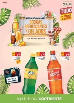 Cópia de Bebidas refrescantes e gelados - Lojas Madeira de 23 Junho a 6 Julho pág. 1