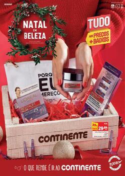 Natal em Beleza de 10 Novembro a 13 Dezembro