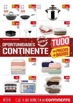 Oportunidades - Lojas Madeira de 24 Novembro a 7 Dezembro