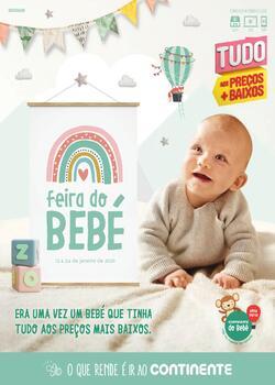 Feira do Bebé - Lojas Madeira de 12 a 24 Janeiro