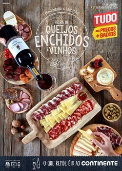 Feira de Queijos, Enchidos e Vinhos - Lojas Madeira de 28 Janeiro a 24 Fevereiro pág. 1