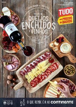 Feira de Queijos, Enchidos e Vinhos de 28 Janeiro a 24 Fevereiro pág. 1