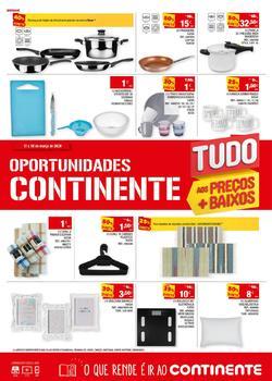 Oportunidades - Lojas Madeira de 17 a 30 Março
