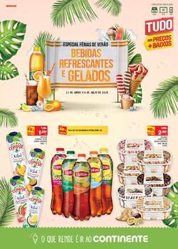 Bebidas refrescantes e gelados de 23 Junho a 6 Julho pág. 1