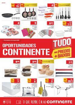 Oportunidades -Lojas Madeira de 18 Fevereiro a 2 Março