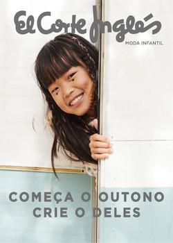 Folheto El Corte Inglés Moda Kids de 8 Novembro a 24 Dezembro