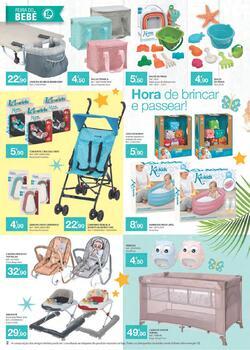 Mime mais o seu bebé, férias mais saborosas de 13 a 25 Julho pág. 2