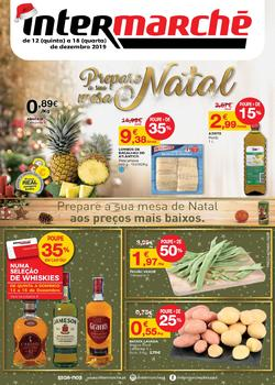 Folheto Intermarché Lojas Mini de 12 a 18 Dezembro