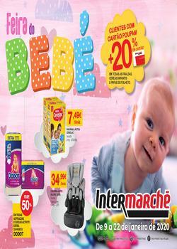 Feira do Bebé - Lojas Contact de 9 a 22 Janeiro