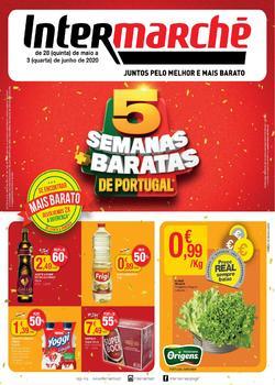 5 semanas mais barata de Portugal - Contact de 28 Maio a 3 Junho