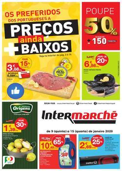 Lojas Super de 9 a 15 Janeiro pág. 1