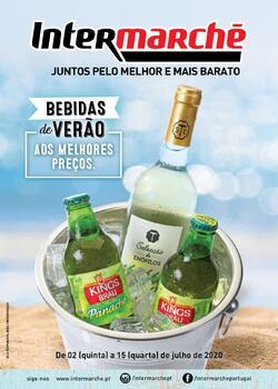 Bebidas de Verão - Lojas Super de 2 a 15 Julho pág. 1