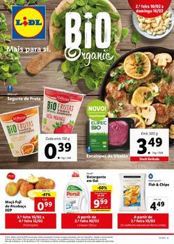Bio Organic de 10 a 16 Fevereiro pág. 1