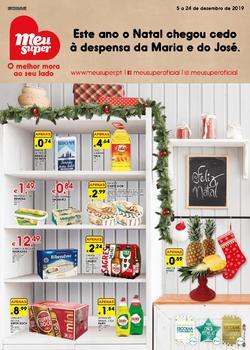 Folheto Meu Super Lojas Pequenas de 5 a 24 Dezembro