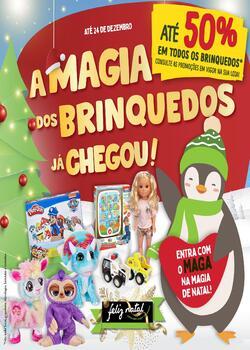 A magia dos brinquedos já chegou! - Lojas Médias de 23 Novembro a 24 Dezembro