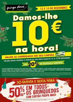 Folheto Pingo Doce Fim de semana de 12 a 15 Dezembro