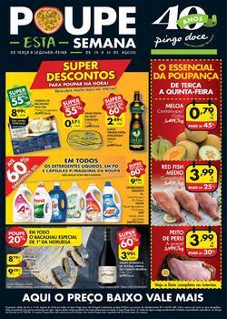 Super descontos - Lojas Mega/Hiper de 4 a 10 Agosto