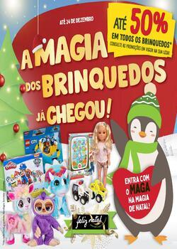A magia dos brinquedos já chegou! - Lojas Hiper de 23 Novembro a 24 Dezembro