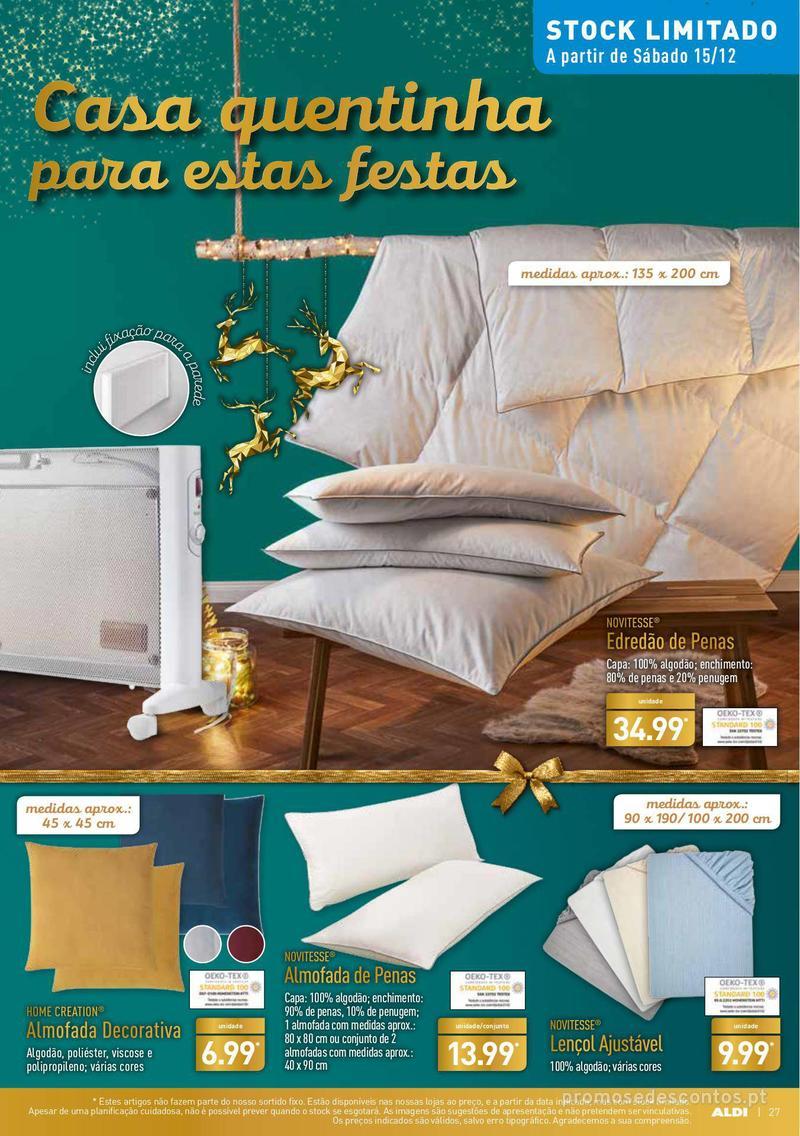 Folheto Aldi Presentes para todos - 12 de Dezembro a 18 de Dezembro - página 27