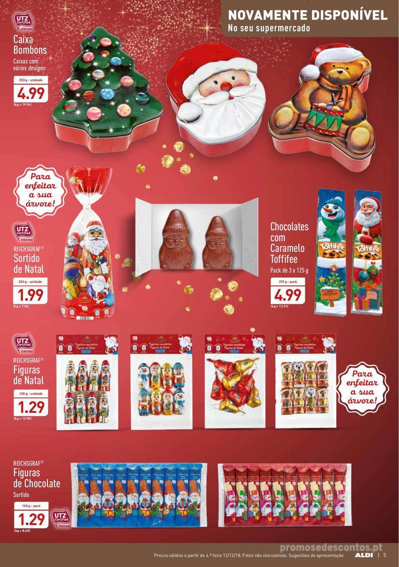 Folheto Aldi Presentes para todos - 12 de Dezembro a 18 de Dezembro - página 5