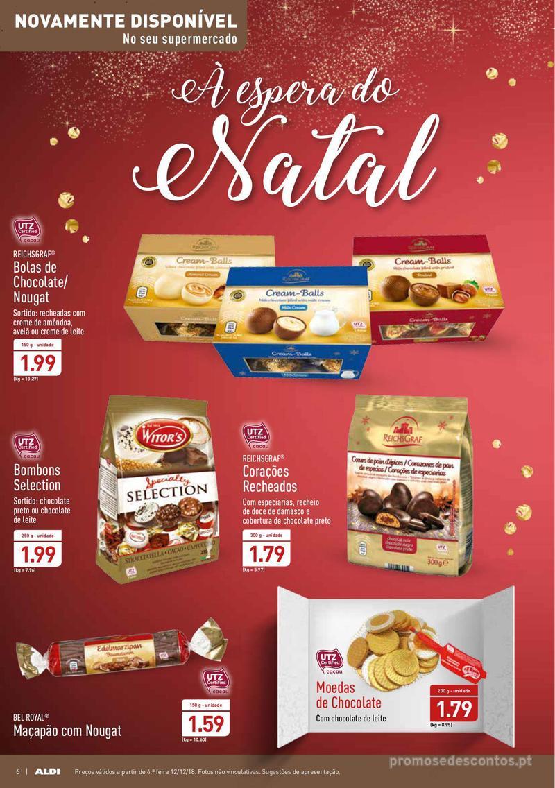 Folheto Aldi Presentes para todos - 12 de Dezembro a 18 de Dezembro - página 6