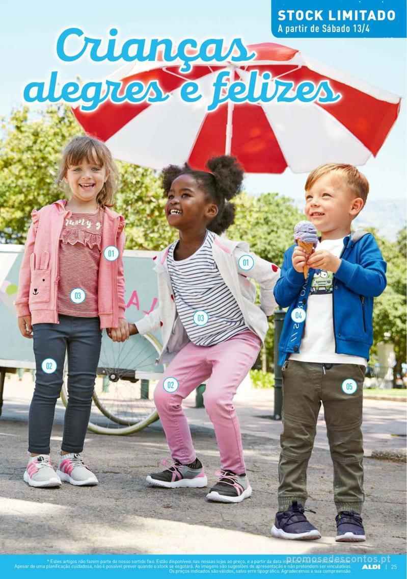 Folheto Aldi Feliz Páscoa - 17 de Abril a 23 de Abril - página 25
