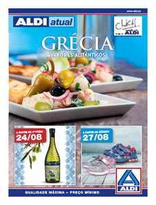 Grécia Sabores Autênticos - 24 de Agosto a 30 de Agosto