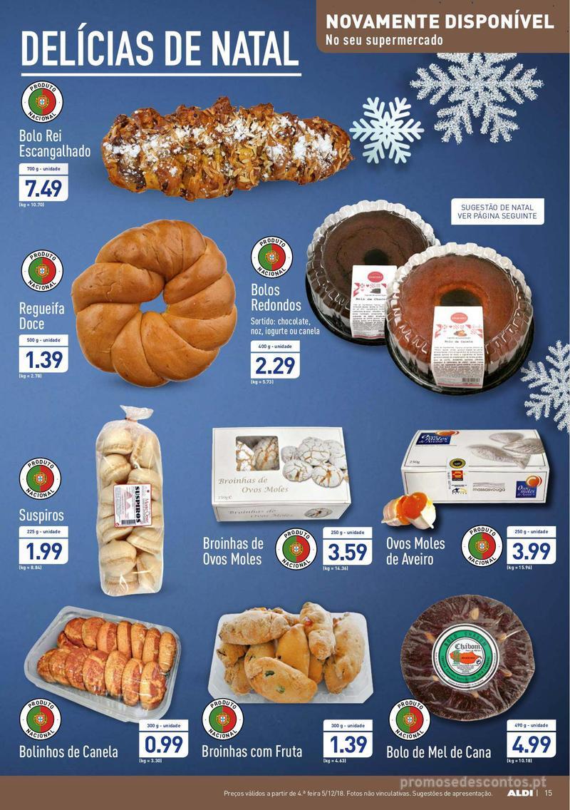 Folheto Aldi Um Natal elegante - 5 de Dezembro a 11 de Dezembro - página 15