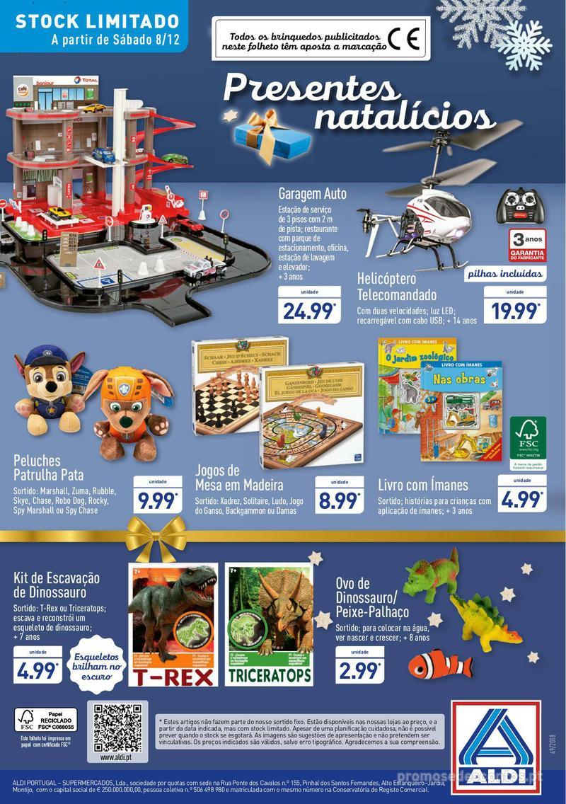 Folheto Aldi Um Natal elegante - 5 de Dezembro a 11 de Dezembro - página 32