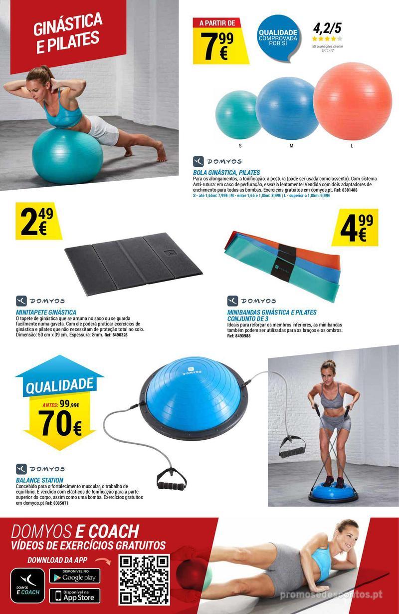 af7d364a5 Folheto Decathlon Desporto para todos - 17 de Novembro a 31 de Dezembro -  página 26