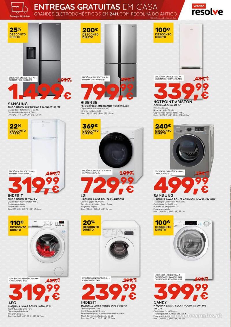 Folheto Worten Se encontrar mais barato, igualamos o preço - 8 de Agosto a 14 de Agosto - página 2