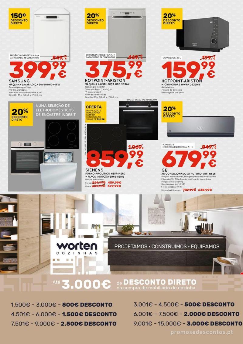 Folheto Worten Se encontrar mais barato, igualamos o preço - 8 de Agosto a 14 de Agosto - página 3
