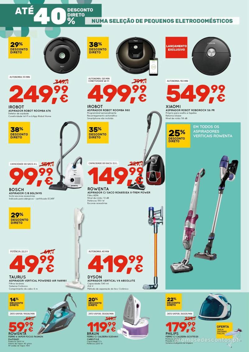 Folheto Worten Se encontrar mais barato, igualamos o preço - 8 de Agosto a 14 de Agosto - página 6