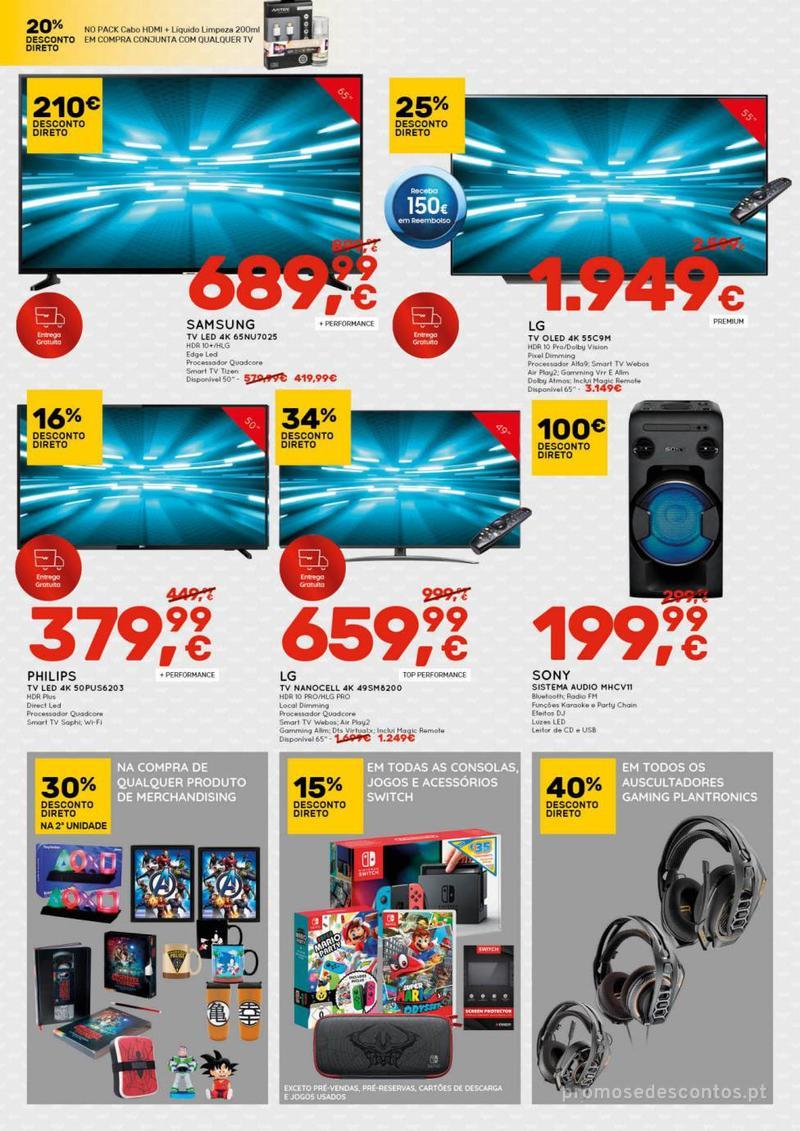 Folheto Worten Se encontrar mais barato, igualamos o preço - 8 de Agosto a 14 de Agosto - página 8