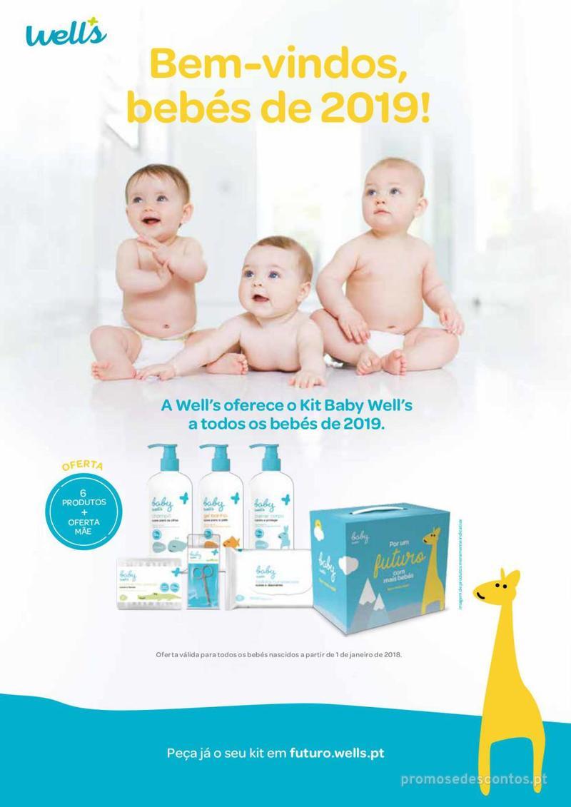Folheto Wells Especial Bebé e mamã - 20 de Agosto a 15 de Setembro - página 12