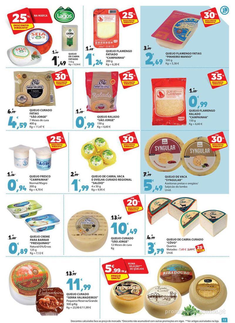Folheto E.leclerc Preço Baixos mesmo de verdade - 4 de Dezembro a 10 de Dezembro - página 13