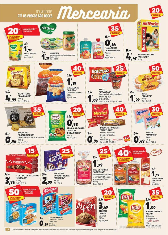 Folheto E.leclerc Preço Baixos mesmo de verdade - 4 de Dezembro a 10 de Dezembro - página 18