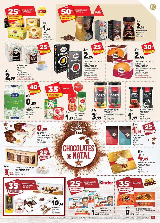 Folheto E.leclerc Preço Baixos mesmo de verdade - 4 de Dezembro a 10 de Dezembro - página 19