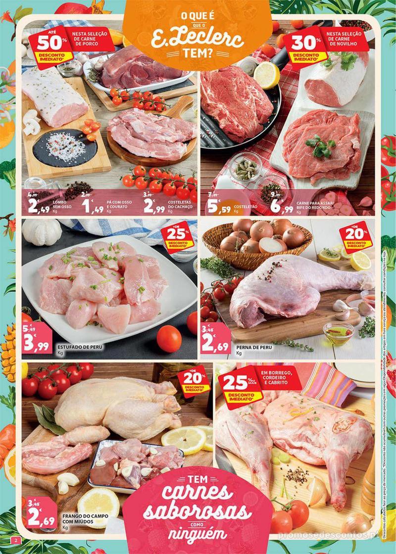 Folheto E.leclerc Preço Baixos mesmo de verdade - 4 de Dezembro a 10 de Dezembro - página 2