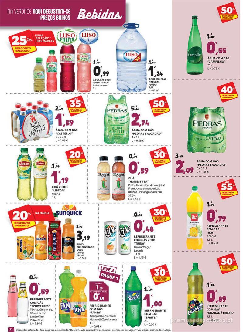 Folheto E.leclerc Preço Baixos mesmo de verdade - 4 de Dezembro a 10 de Dezembro - página 22