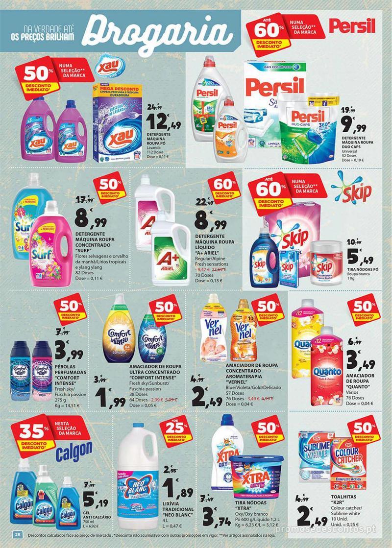 Folheto E.leclerc Preço Baixos mesmo de verdade - 4 de Dezembro a 10 de Dezembro - página 28