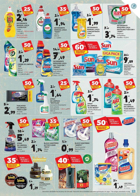 Folheto E.leclerc Preço Baixos mesmo de verdade - 4 de Dezembro a 10 de Dezembro - página 29