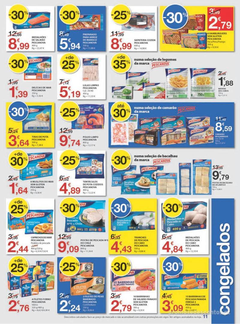 Folheto E.leclerc Uma semana cheia de promoções - 8 de Agosto a 14 de Agosto - página 11