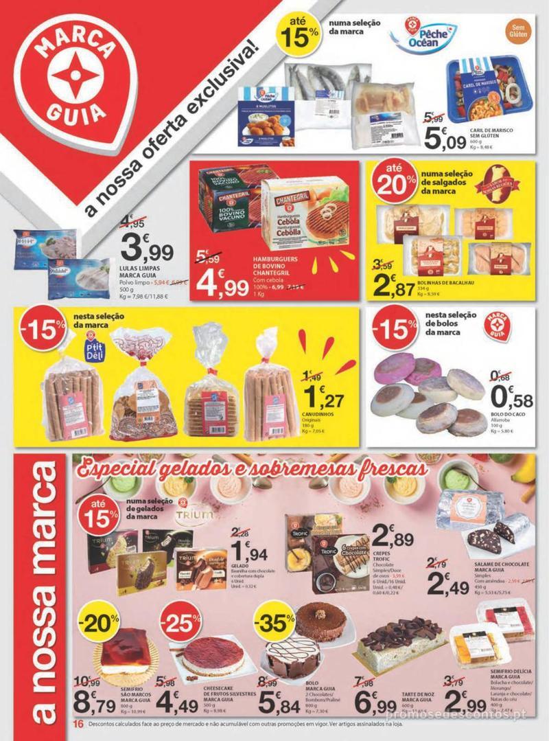 Folheto E.leclerc Uma semana cheia de promoções - 8 de Agosto a 14 de Agosto - página 16